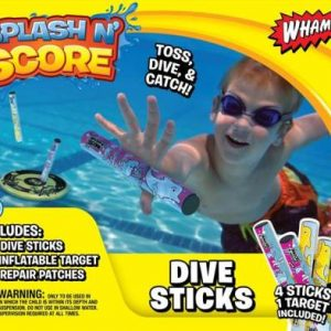 Dive-Sticks-Target-Game