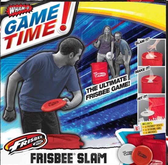 frisbee-slam