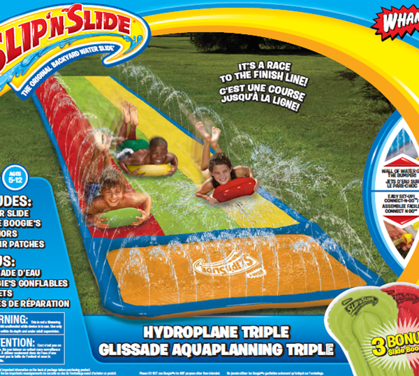 Hydroplane-Triple-With-Boogies®