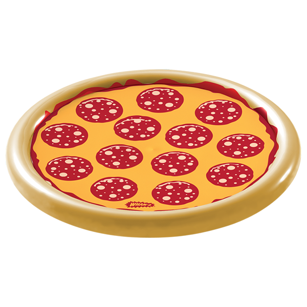 Pizza-Pool-Float